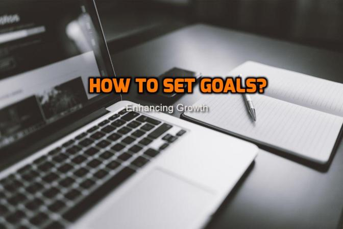 How to set goals?