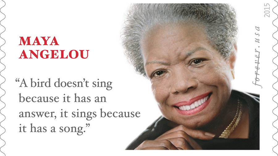 20 Powerful Maya Angelou'​ Quotes