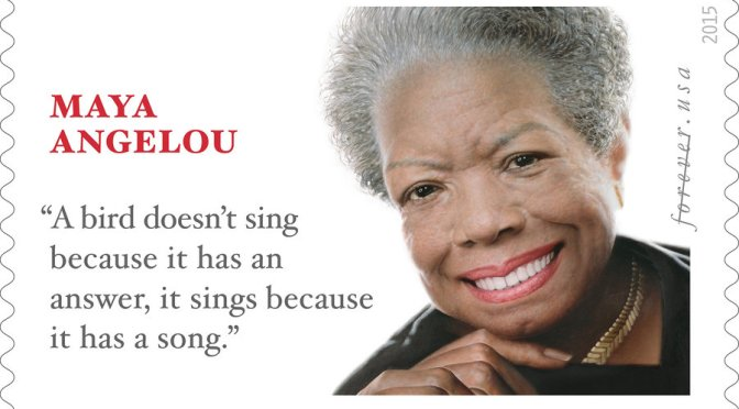 20 Powerfull Maya Angelou'​ Quotes