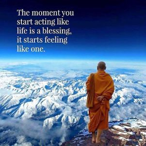 Feel See And Acknowledge How Blessed You Are Enhancing Growth
